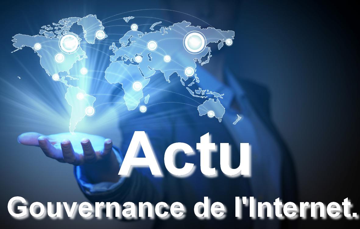 Actu Gouvernance de l'Internet